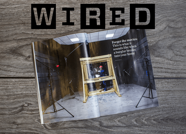 We're in WIRED!
