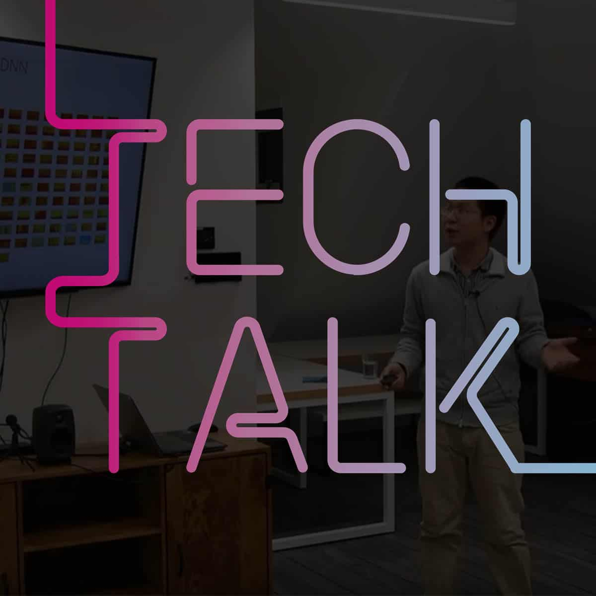 Tech Talk with Dr Yong Xu – Deep learning based speech and audio signal processing