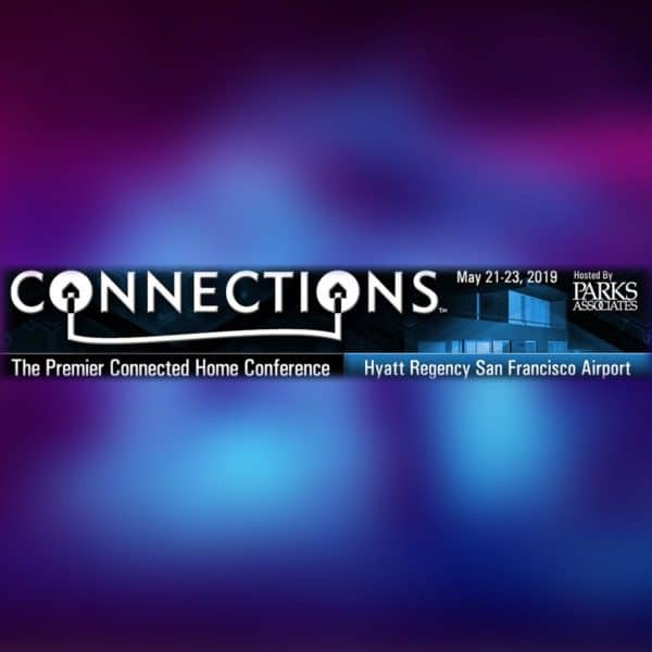 We are speaking and sponsoring Connections 2019