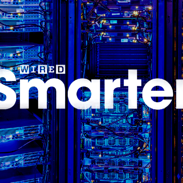 We'll be at WIRED Smarter London