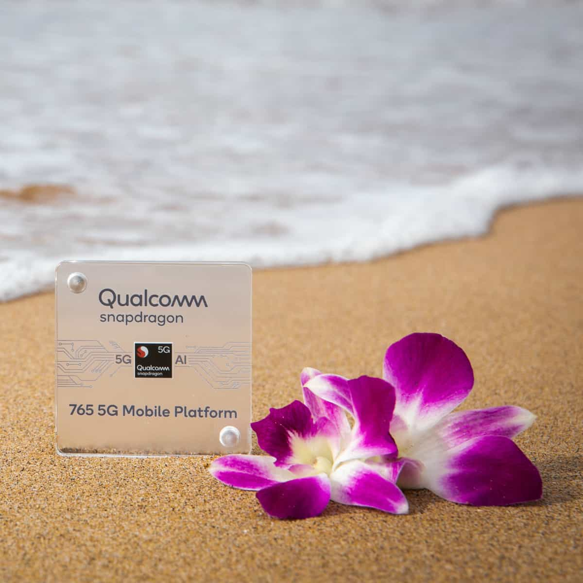 Our context-sensing tech on the Qualcomm® Snapdragon™ 765 Mobile Platform