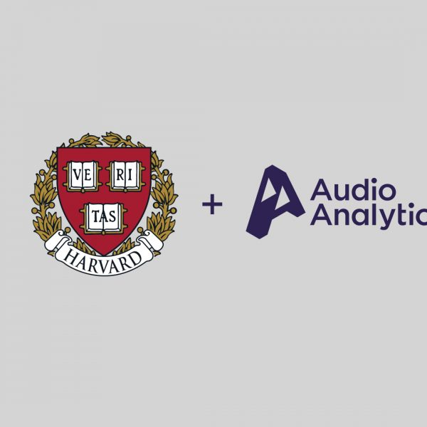 harvard and audio analytic logo